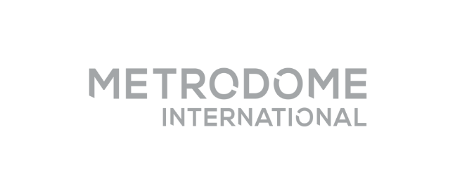 Metrodome International logo
